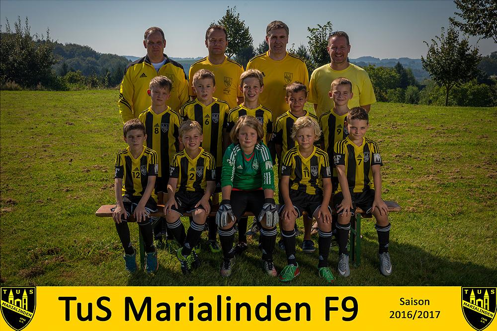 Tus F9 2016-2017
