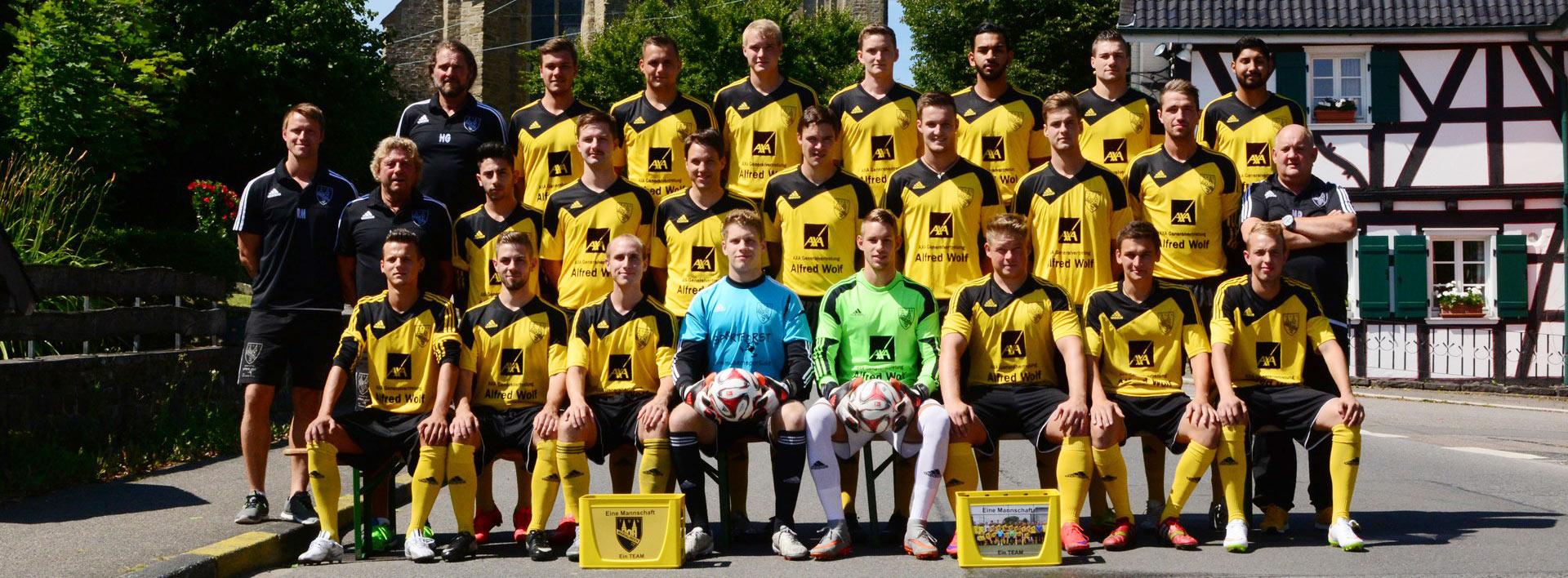 TuS Marialinden 1. Mannschaft