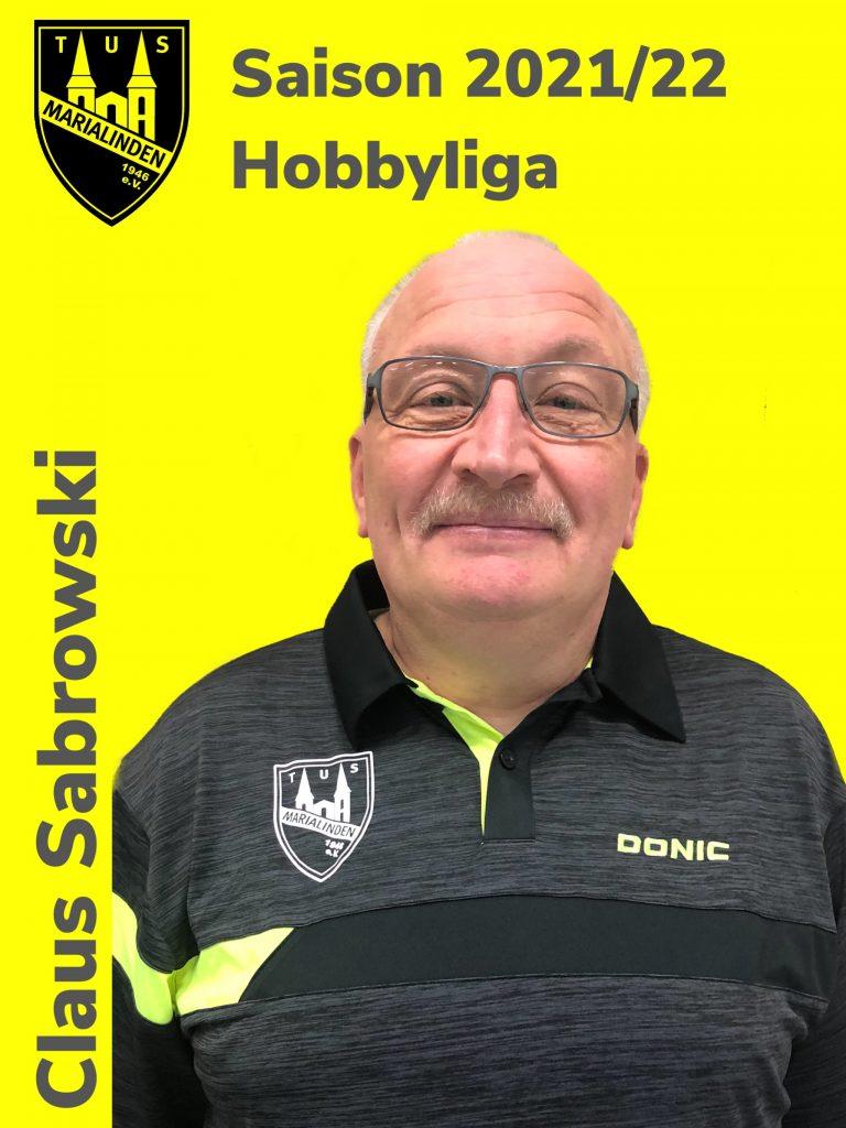 Claus Sabrowski