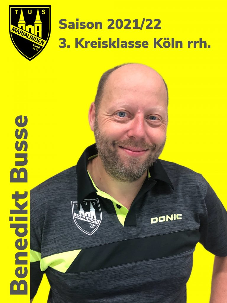 Benedikt Busse