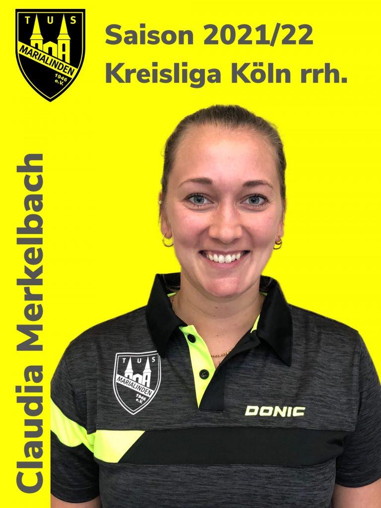 Claudia Merkelbach